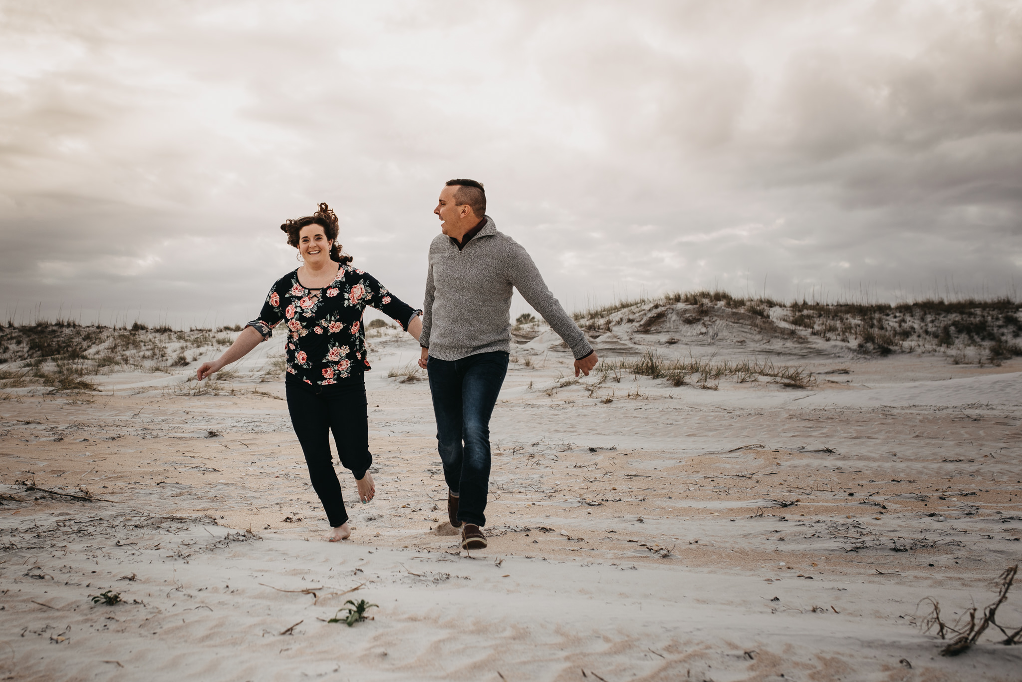 engagement beach