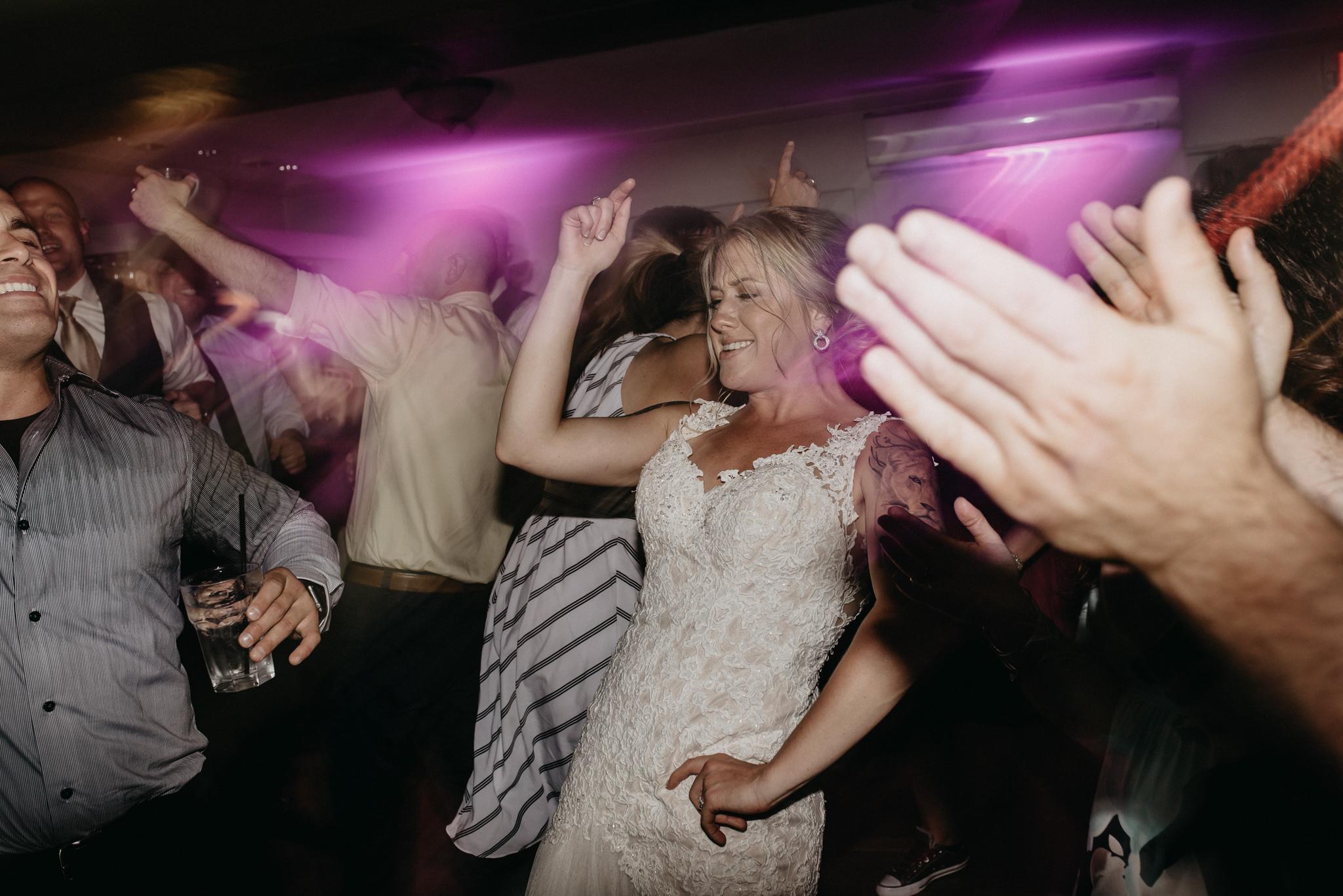 bride boogies